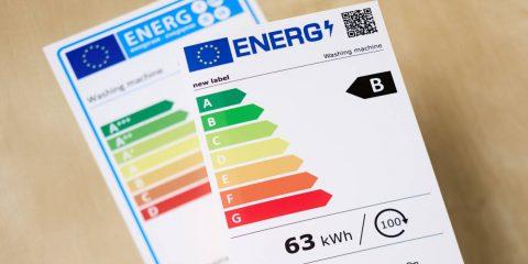 Efficienza energetica, le nuove etichette Ue per la transizione ecologica