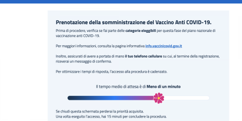 """Vaccini, Figliuolo: """"In Lombardia ora si utilizza la piattaforma di Poste italiane"""". Ecco come funziona"""