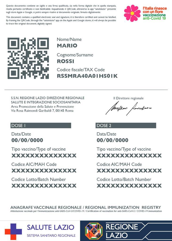 Regione Lazio_attestato_vaccinale