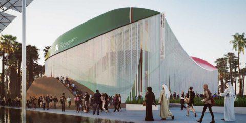 """Expo Dubai: al Padiglione Italia il sistema di illuminazione Enel che """"dialoga"""" con le emozioni dei visitatori"""