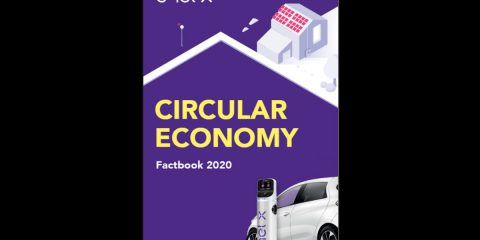 "Enel X pubblica il ""Circular Economy Factbook 2020"""
