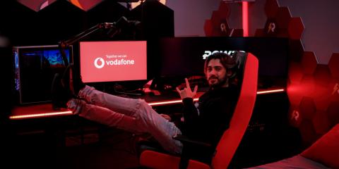 Vodafone lancia GameNow la piattaforma di gaming per il 5G