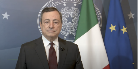 Democrazia Futura. Mario Draghi fra Presidenza del Consiglio e Presidenza della Repubblica
