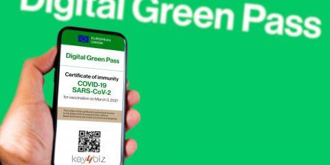 Il Green pass si scaricherà dal nuovo sito 'Digital Green Certificate'