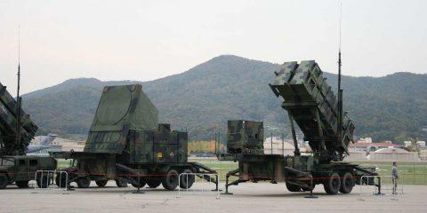 I sistemi anti-droni dell'Aeronautica militare italiana: pistole laser e microonde