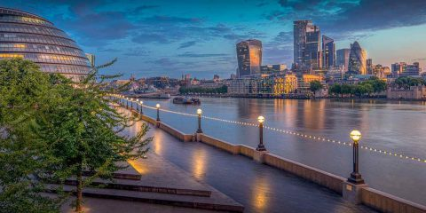 Smart city e cybersecurity, il Governo britannico fissa i principi guida