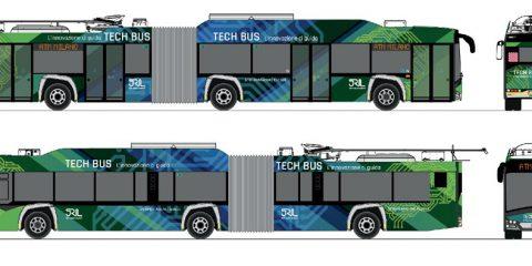5G e mobilità, al via a Milano il 'Tech Bus' con le tecnologie di IBM e Vodafone Italia