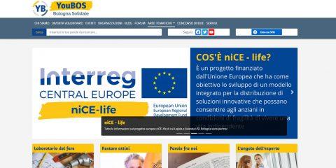 Nasce YouBOS: Bologna Solidale diventa comunità virtuale