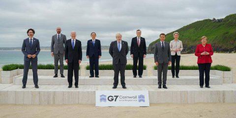 Infrastrutture nel Sud del mondo: dal G7 un piano da 40 trilioni di dollari per digitale, clima e salute