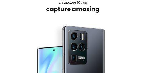 ZTE Axon 30 Ultra: da oggi in vendita anche in Italia al prezzo di 749 euro
