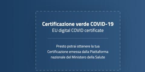"""Green pass, online la piattaforma dgc.gov.it: """"Presto potrai ottenere la tua certificazione"""""""