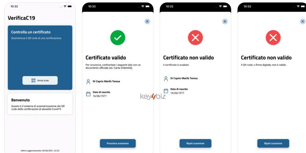 Green pass, anche l'app per verificarlo dimostra che Garante Privacy è presidio di un governo del digitale