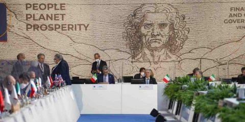 """Al G20 accordo su tassa multinazionali e CO2. Gentiloni (UE): """"In arrivo maxi-pacchetto per il clima"""""""