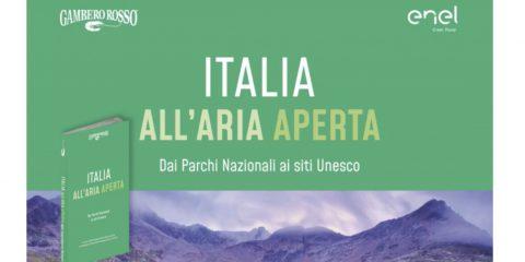 """Enel Green Power e Gambero Rosso presentano la guida """"Italia all'Aria Aperta"""