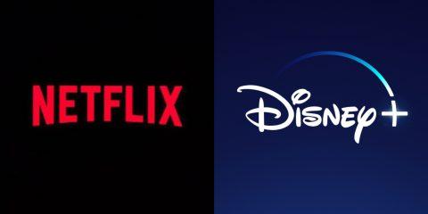 Disney contro Netflix, chi vincerà la guerra dello streaming?