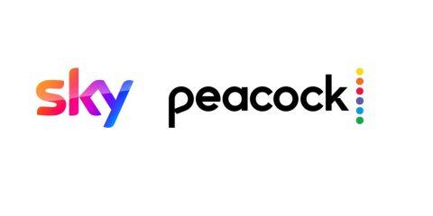 Peacock disponibile su Sky senza costi aggiuntivi