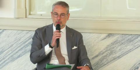 Roberto Basso (WINDTRE): 'Operatori Tlc hanno investito 100 miliardi in Italia dal 2007'