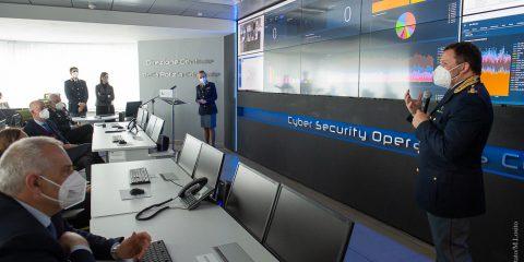 Polizia di Stato, ecco come funziona il Cyber Security Operations Center (C-SOC) di Roma a tutela delle banche dati