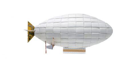 Il 9 agosto 1929 il dirigibile tedesco LZ-127 Graf Zeppelin inizia il giro del mondo