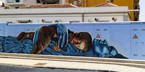 Settecentenario morte Dante, le cabine di Enel Distribuzione diventano opere d'arte