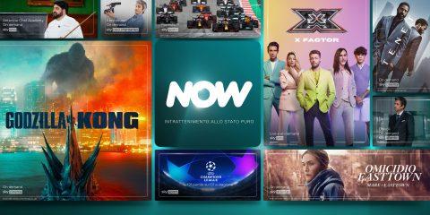 NOW, come si innova il servizio in streaming di Sky