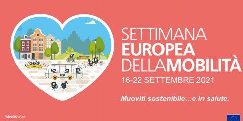 Al via la Settimana Europea della Mobilità 2021