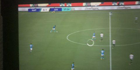 #DaznDown, questa volta salta il gol del Napoli. E' questo il 'new normal' della Serie A?