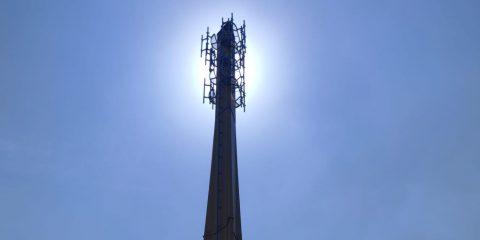 INWIT, a Brugherio la prima torre mobile in legno