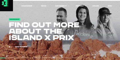 Enel X sarà sponsor dell'Island X Prix