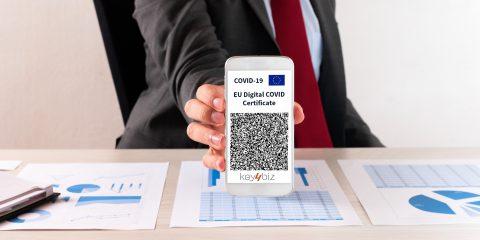 Green pass, dal 15 ottobre la verifica per dipendenti pubblici