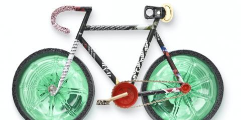 Il 10 ottobre 1899 Isaac R. Johnson brevetta il telaio della bicicletta
