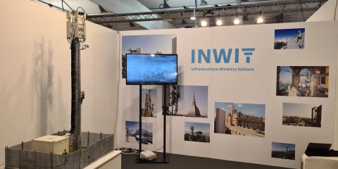 INWIT, le torri IoT in mostra all'Earth Technology Expo di Firenze