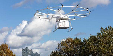 Urban air mobility, le novità all'ITS World Congress di Amburgo